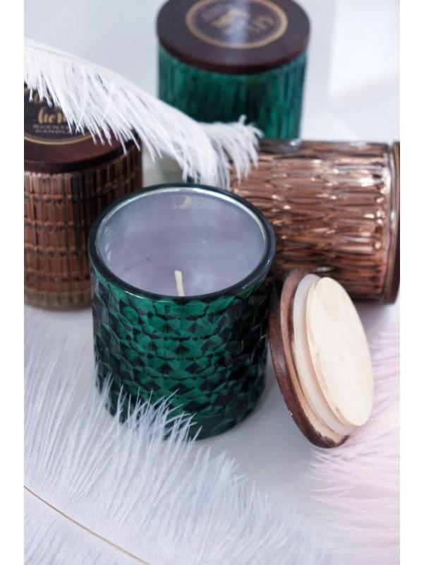 Парфюмированная свеча | Свечи от Kiwi Flower Shop