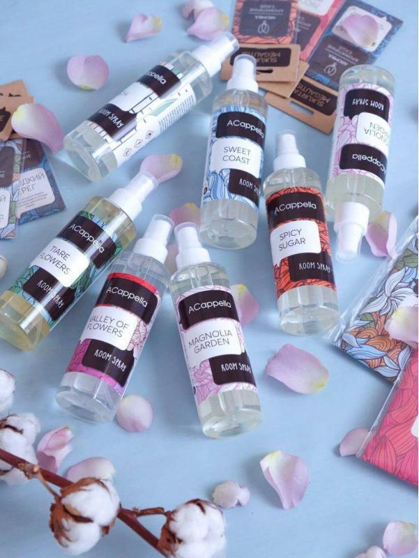 Интерьерные духи | Подарки от Kiwi Flower Shop