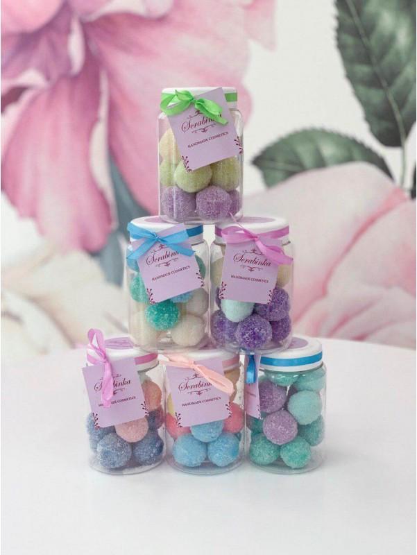 Сахарный скраб для тела | Gifts by Kiwi Flower Shop