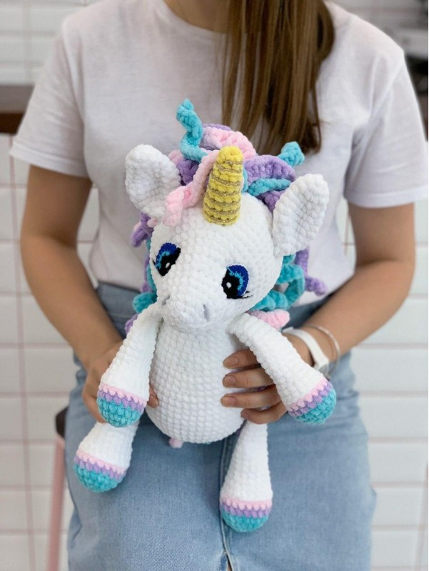 Big Unicorn | Toys by Kiwi Flower Shop
