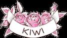 Логотип Kiwi Flower Shop